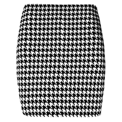 Womens Ladies Printed Short Mini Bodycon Jersey Stretch Pencil Skirt All Colour And Size Available In Listing