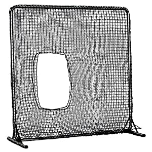 Cimarron Outdoor Sports Gaming Accessories 7x7 #42 Softball Net and Commercial Frame by Cimmarron