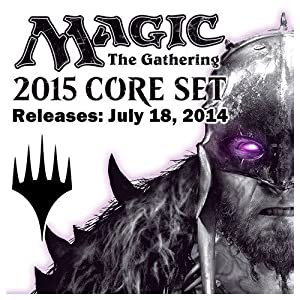 MTG Magic the Gathering Card Game M15 2015 Core Set - Black Intro Pack with 2 Booster Packs & Indulgent Tormentor