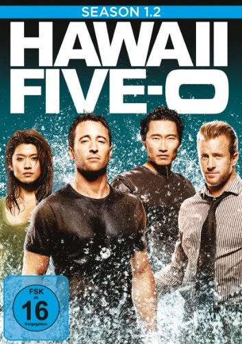 Hawaii Five-0, Season 1.2 (3Discs)