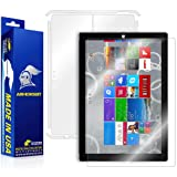 ArmorSuit MilitaryShield - Microsoft Surface Pro 3 Screen Protector + Full Body Skin Protector - Anti-Bubble Ultra HD Shield w/ Lifetime Replacements