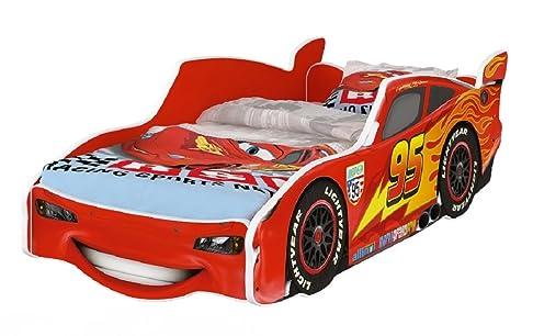 LETTO PER BAMBINI DISNEY CARS HOGARTREND AUTO interior rojo