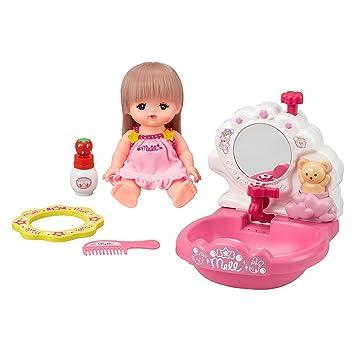 Doll set Awaawa Bathing Mel Mel Chan Chan (japan import)