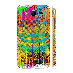 Enthopia Designer Hardshell Case Abstract Art 5 Back Cover for Samsung Galaxy Core Prime