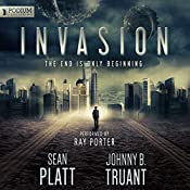 Invasion: Alien Invasion, Book 1 | Sean Platt, Johnny B. Truant