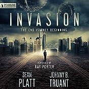 Invasion: Alien Invasion, Book 1 | [Sean Platt, Johnny B. Truant]