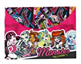 Monster High - Sobre de prolipopileno (Safta 511343076)