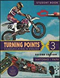 img - for Turning Points 3: Communicating in English book / textbook / text book
