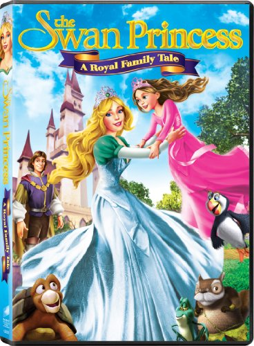 The Swan Princess: A Royal Family Tale (Ultraviolet Digital Copy, Dolby, AC-3, Widescreen)