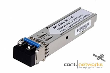MicroOptics SFP 1000BASE-LX MGBLX1-OEM **100% Cisco Compatible**, MGBLX1