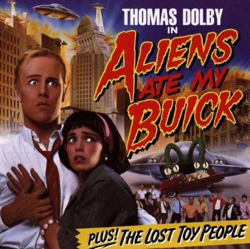 Original album cover of Aliens Ate My Buick by Thomas Dolby