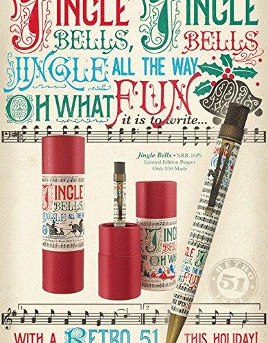 Tornado Popper Ltd Edition Jingle Bells Pen (Popper Pens compare prices)
