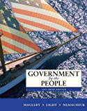 Government by the People, 2011 Brief Edition with MyPoliSciLab with eText -- Access Card Package (9th Edition) (0205073247) by Magleby, David B.