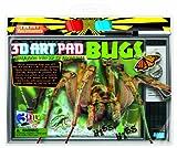 4M Bugs 3D Art Pad