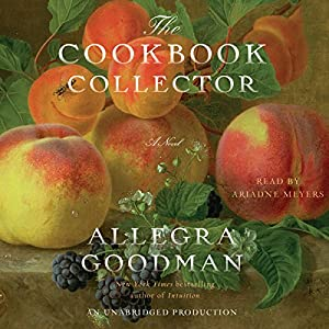 The Cookbook Collector Audiobook