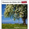 Momente des Gl�cks 2014: 53 Postkarten