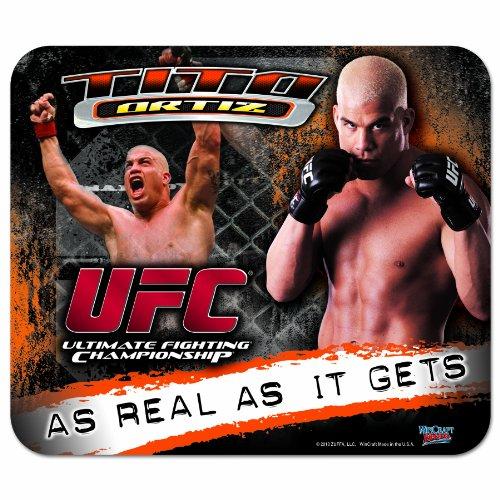 UFC Mixed Martial Arts Tito Ortiz Mouse Pad