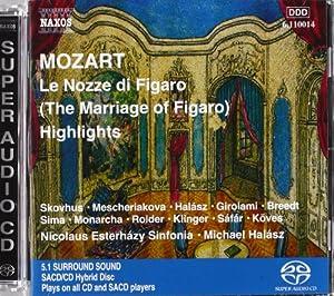 Hochzeit des Figaro (Auszug)
