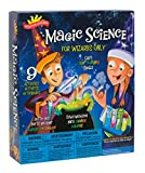Scientific Explorer Magic Science for Wizards Only Kit (Toy)