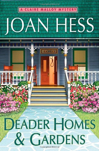 Image of Deader Homes and Gardens: A Claire Malloy Mystery (Claire Malloy Mysteries)