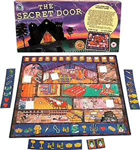 Family Pastimes / Secret Door - An Award Winning Co-operative Mystery Game