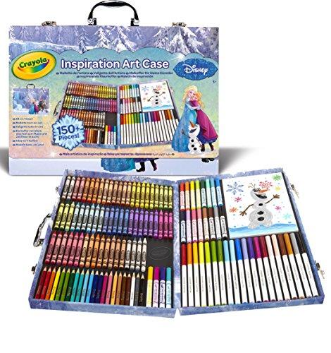 Crayola Frozen Inspiration Art Case JungleDealsBlog.com