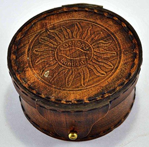 Brass Nautical Antique Sundial Compass Replica Sun Dial Compass For Sale Buy Marine Sundial