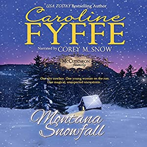Montana Snowfall Hörbuch