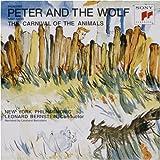 プロコフィエフ:ピーターと狼