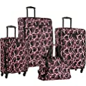 Diane von 7155P01 4-Pc. Luggage Set