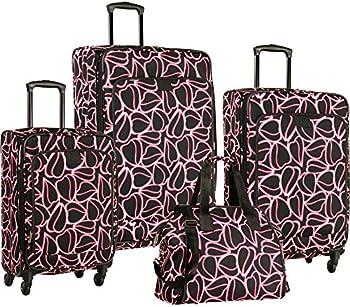 Diane von Furstenberg Odyssey 4 Pc. Luggage Set