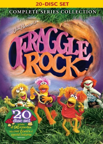 Fraggle Rock: Complete Series Collection [DVD] [Import]