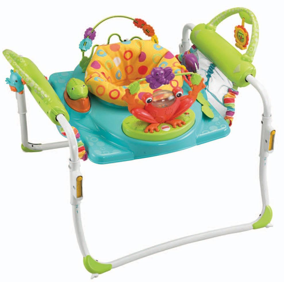 Fisher Price First Steps Jumperoo Ebay