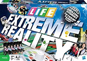 Milton Bradley Game of Life-Extreme Reality