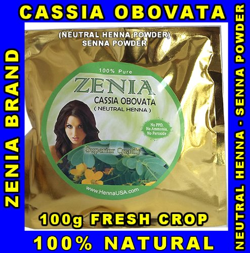 100g CASSIA OBOVATA / Senna Powder 100% Natural