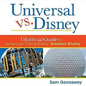 Universal Versus Disney Audiobook