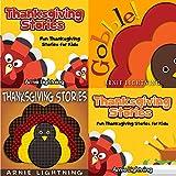 Children s Book: Thanksgiving Stories Collection (4 BOOKS IN 1): 20 Thanksgiving Stories + Thanksgiving Jokes (Thanksgiving Books for Children)
