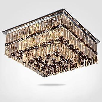 Entlang der home style moderne kristall lampe wohnzimmer for Moderne deckenbeleuchtung wohnzimmer