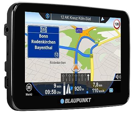Ce Blaupunkt TravelPilot 52LMU Système de navigation par satellite