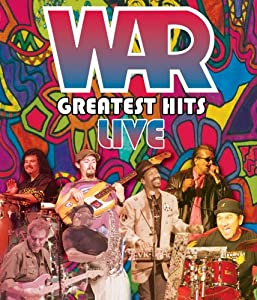 War: Greatest Hits - Live [Blu-ray]