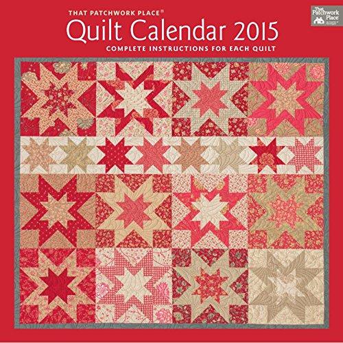 Quilting Block & Pattern-a-Day 2016 Calendar - Calendari e agende - Panorama Auto