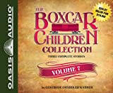 img - for The Boxcar Children Collection Volume 7: Benny Uncovers a Mystery, The Haunted Cabin Mystery, The Deserted Library Mystery (Boxcar Children Mysteries) by Gertrude Chandler Warner (2014-05-27) book / textbook / text book