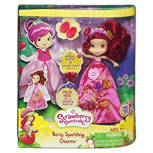 Strawberry Shortcake Berry Sparkling Charms