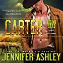 Carter: Riding Hard, Volume 3 (       UNABRIDGED) by Jennifer Ashley Narrated by Eric G. Dove