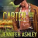 Carter: Riding Hard, Volume 3 (       UNABRIDGED) by Jennifer Ashley Narrated by Eric G. Dove