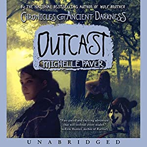 Outcast Audiobook