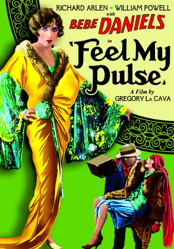 Feel My Pulse [DVD] [1928] [Region 1] [US Import] [NTSC]
