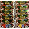 Match Attax World Cup Trading Cards 2014 (10 packs)