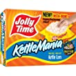 Jolly Time KettleMania Outrageously Fun Kettle Corn Microwave Popcorn, 3-Count Boxes (Pack of 12)
