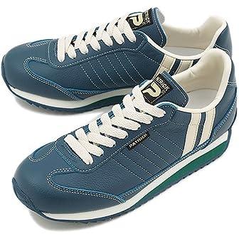 PATRICK MARATHON-L パトリック スニーカー 靴 マラソン・レザー BGN(98538 FW13) 39(24.5cm)